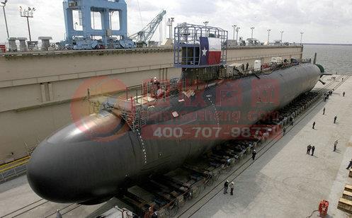 美潜艇曝劣质管材 或造成整个项目延期