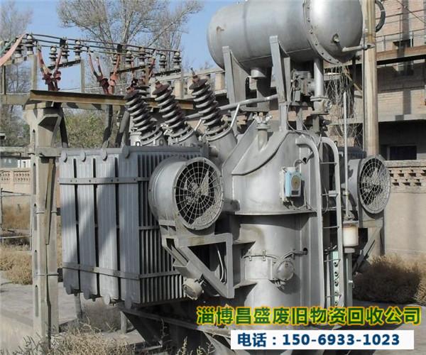 淄博旧变压器回收-淄博旧变压器回收/张店旧变压器回收图片